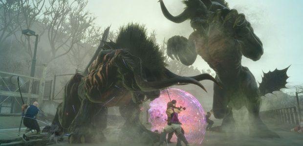 Final Fantasy Xv Comrades Update Rock Paper Shotgun
