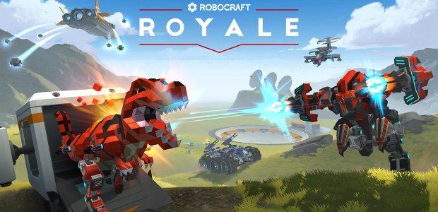 Robocraft hops on the Battle Royale bandwagon   Internet Ninja