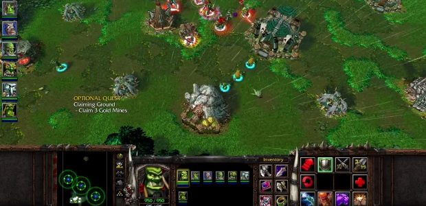 Warcraft 3 gets a major new update for public testing
