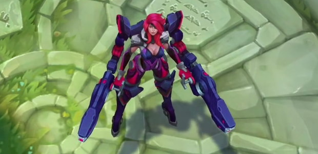 S S A W 18 League Of Legends New Annual Ultimate Skin Is