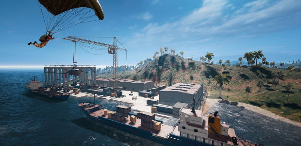 Pubg Pc Update Adds New Weapons Skins Flight Path Marker: Playerunknown's Battlegrounds Testing Savage Again, Adding