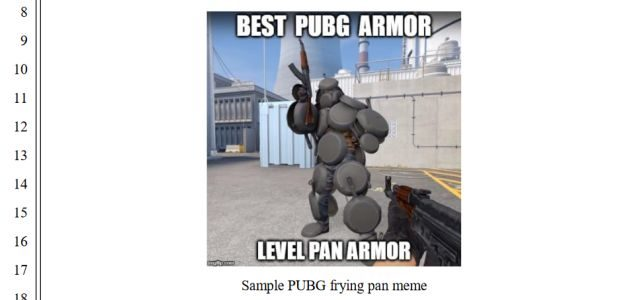 Why Is There So Many Frying Pan Related Posts On Gaming