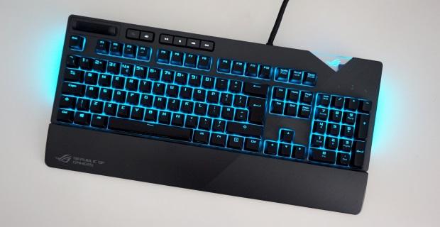 Asus ROG Strix Flare - Best gaming keyboard 2020