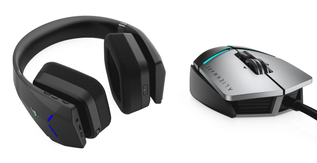 alienware cut cords with their first wireless headset. Black Bedroom Furniture Sets. Home Design Ideas