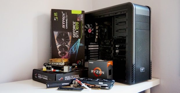 how to build a pc a step by step guide rock paper shotgun. Black Bedroom Furniture Sets. Home Design Ideas