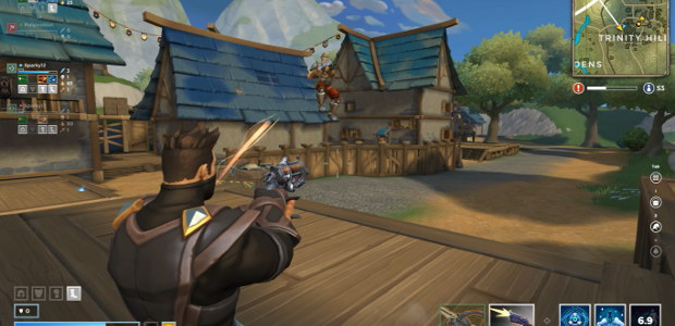 Paladins spin-off Realm Royale is out   Rock, Paper, Shotgun