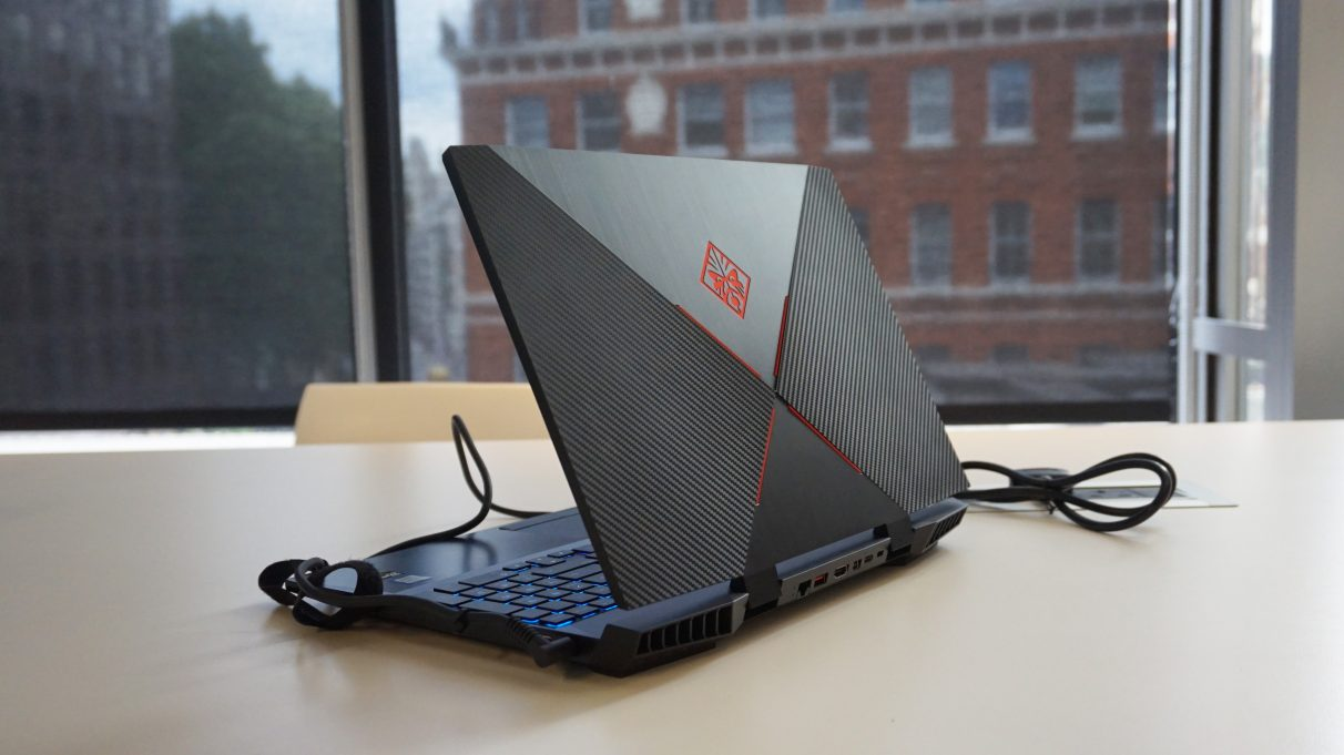 HP Omen 15 (2018) review: hands on | Rock Paper Shotgun
