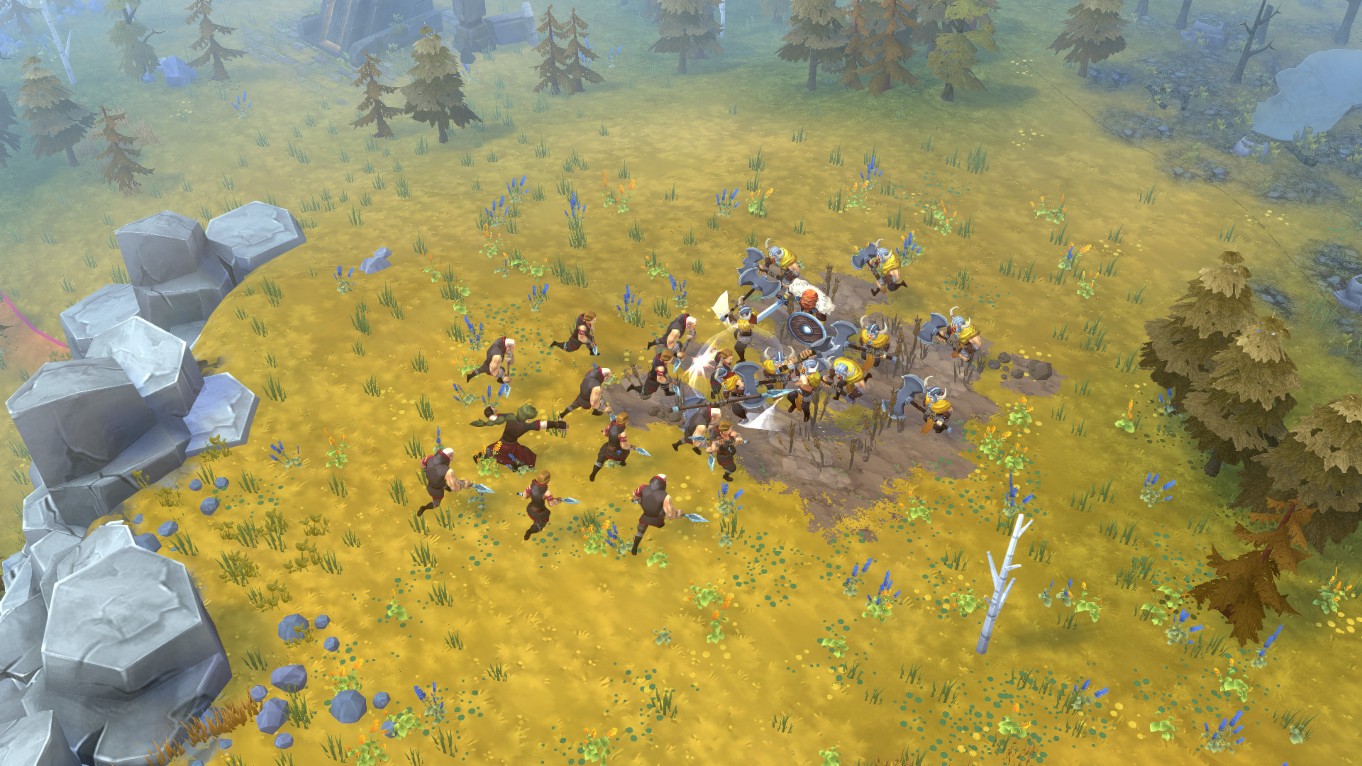 Northgard ships out the Snake clan DLC and a big free update