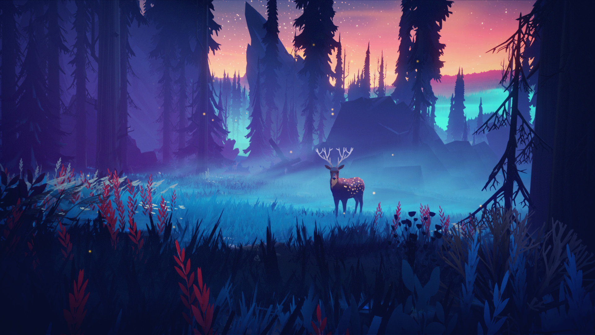 Among Trees is an upcoming pretty survival game | Rock ...
