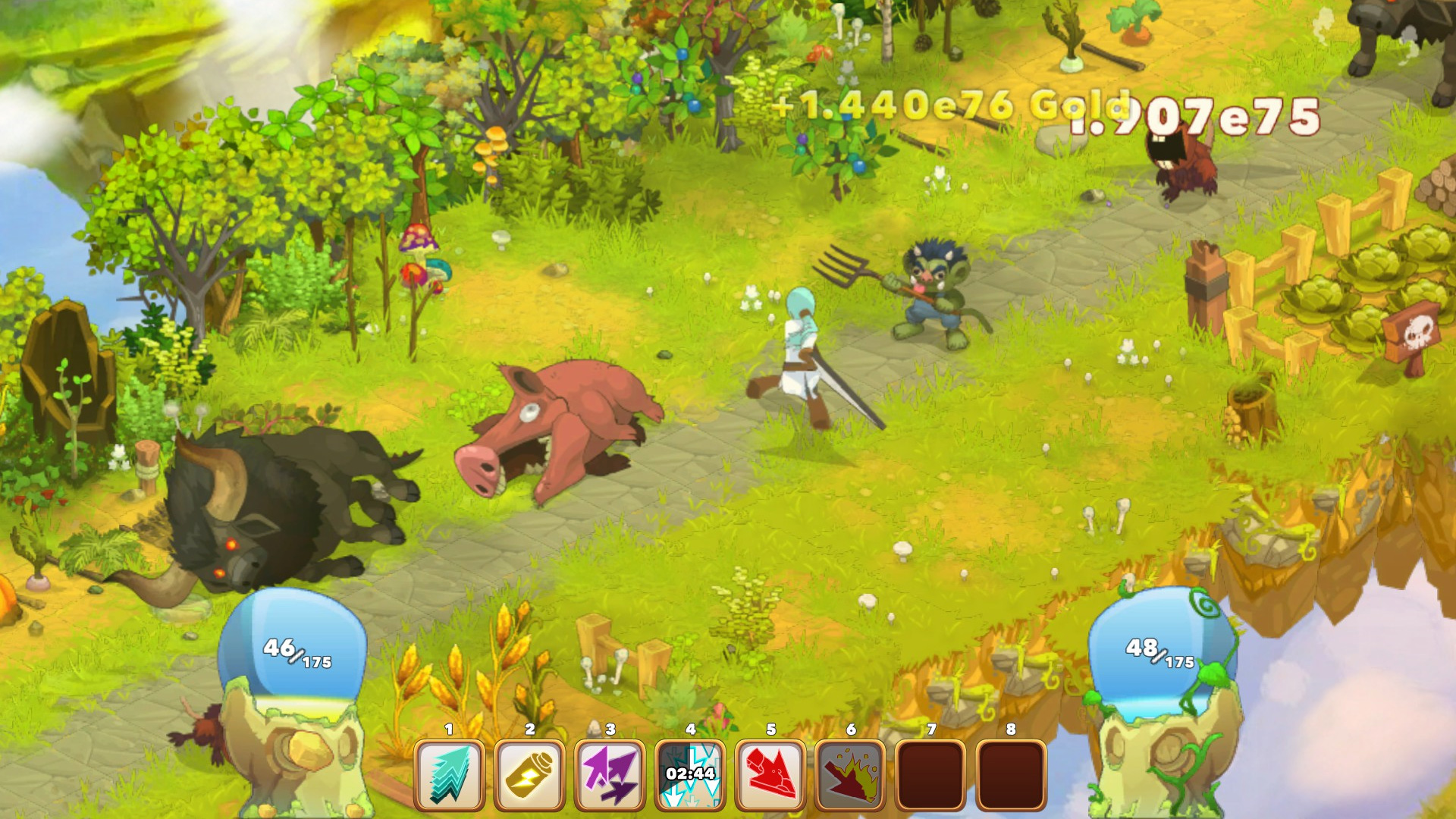 Clicker Heroes 2 wants to be so much more than a clicker game – and