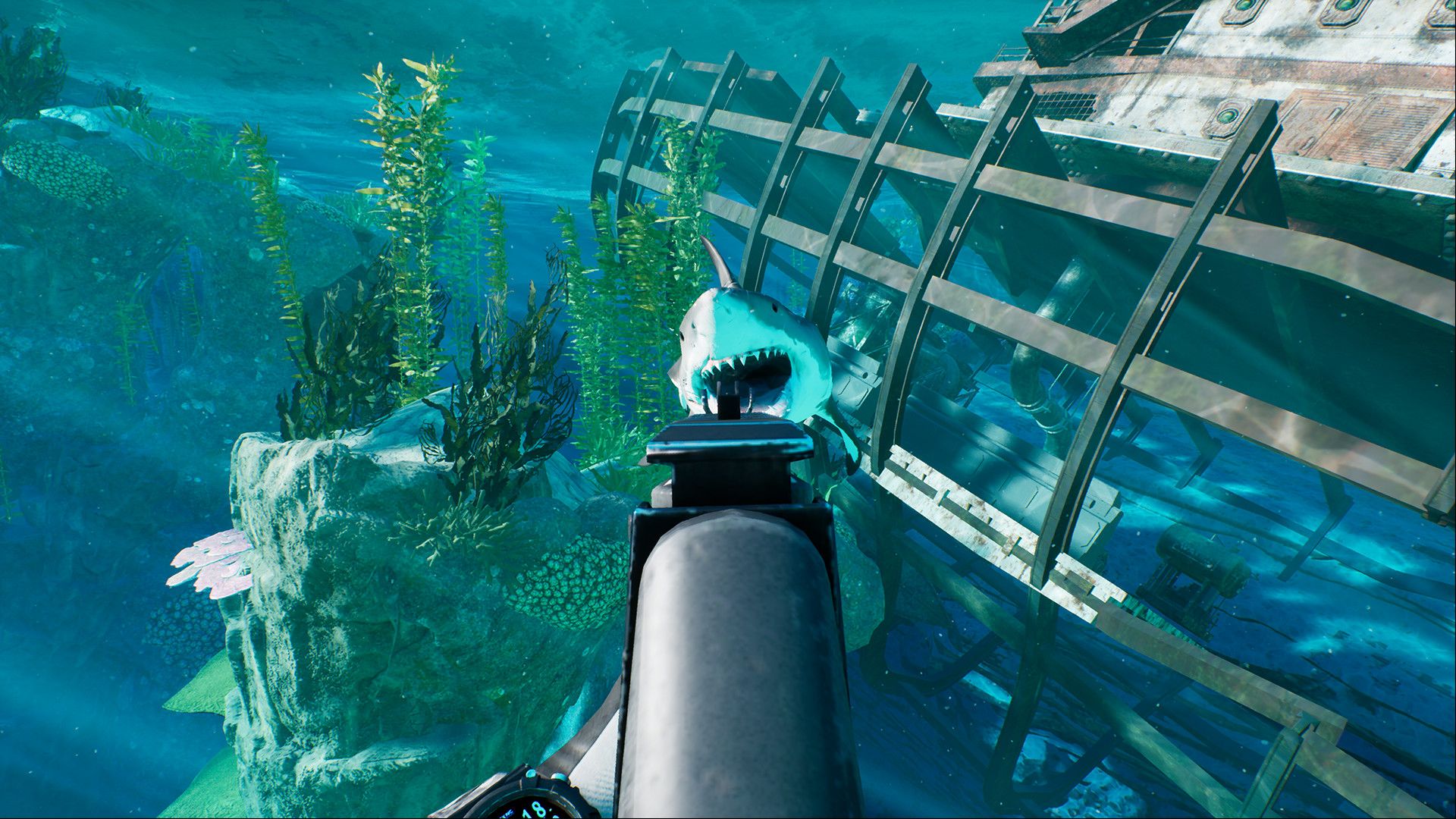 Underwater Games