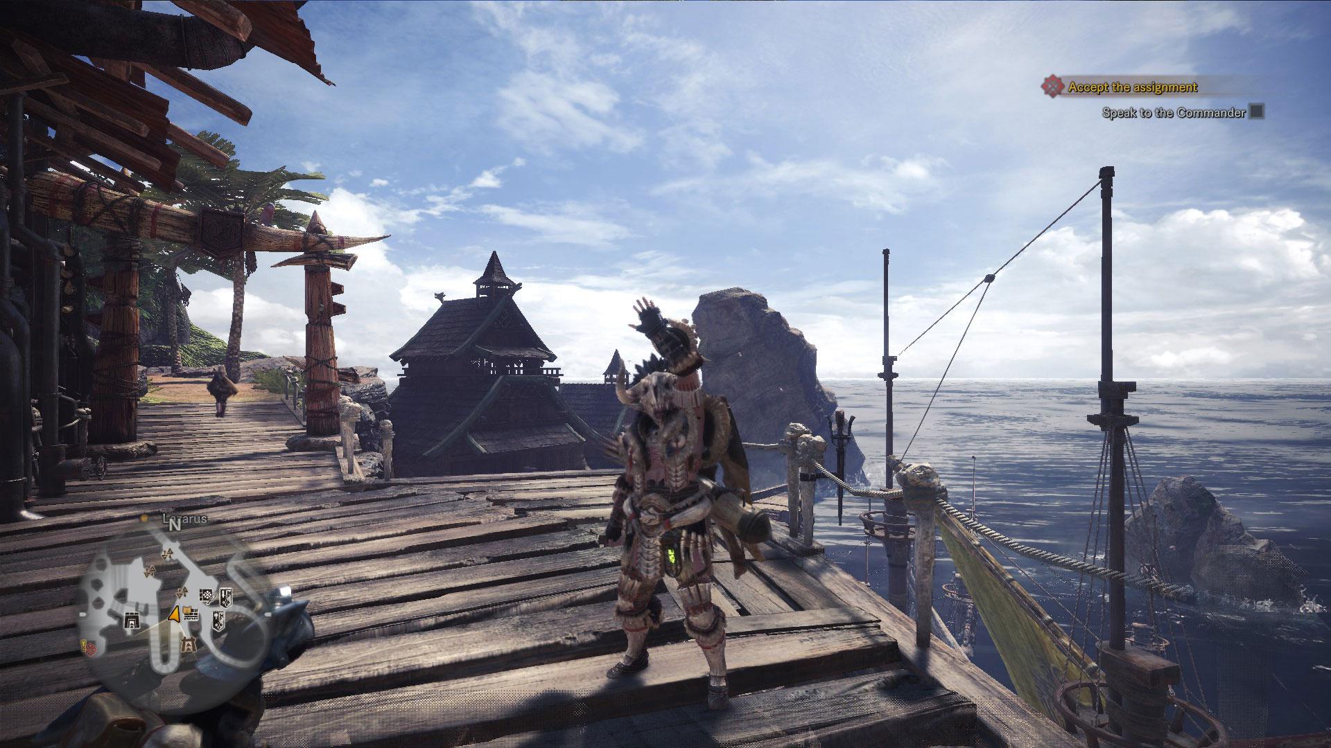 Monster Hunter: World item melding: how item melding works   Rock