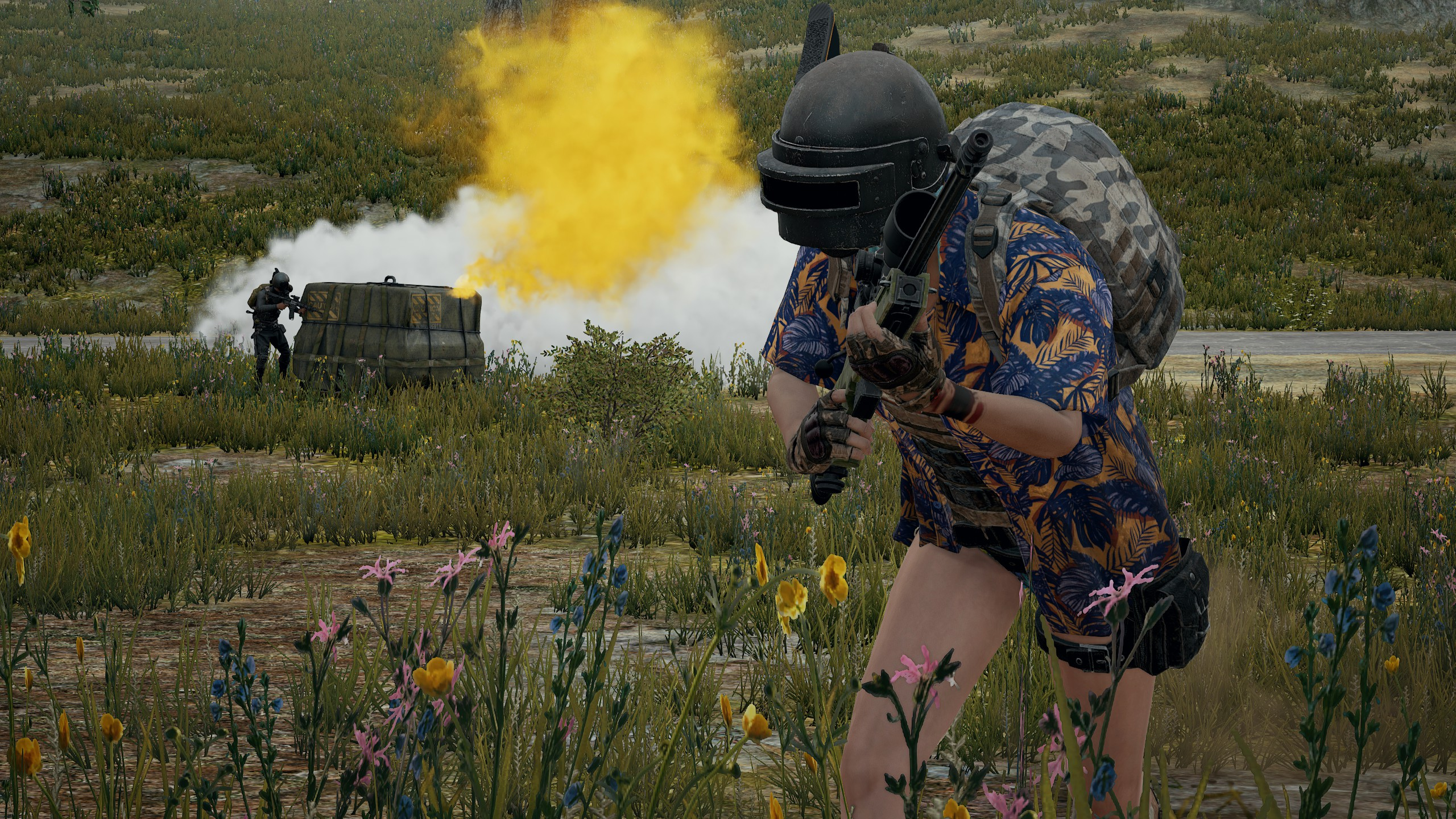 Pubg Air Drop Live Wallpaper: Steam Charts End Of July 2018
