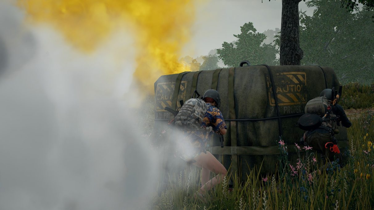 Pubg Announces Flare Gun For Event Mode: Playerunknown's Battlegrounds Raining Armoured Vehicles In