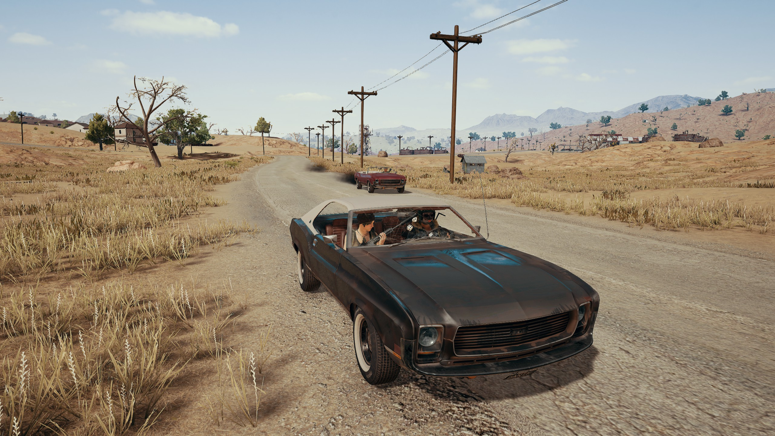 Playerunknown's Battlegrounds brings back map selection