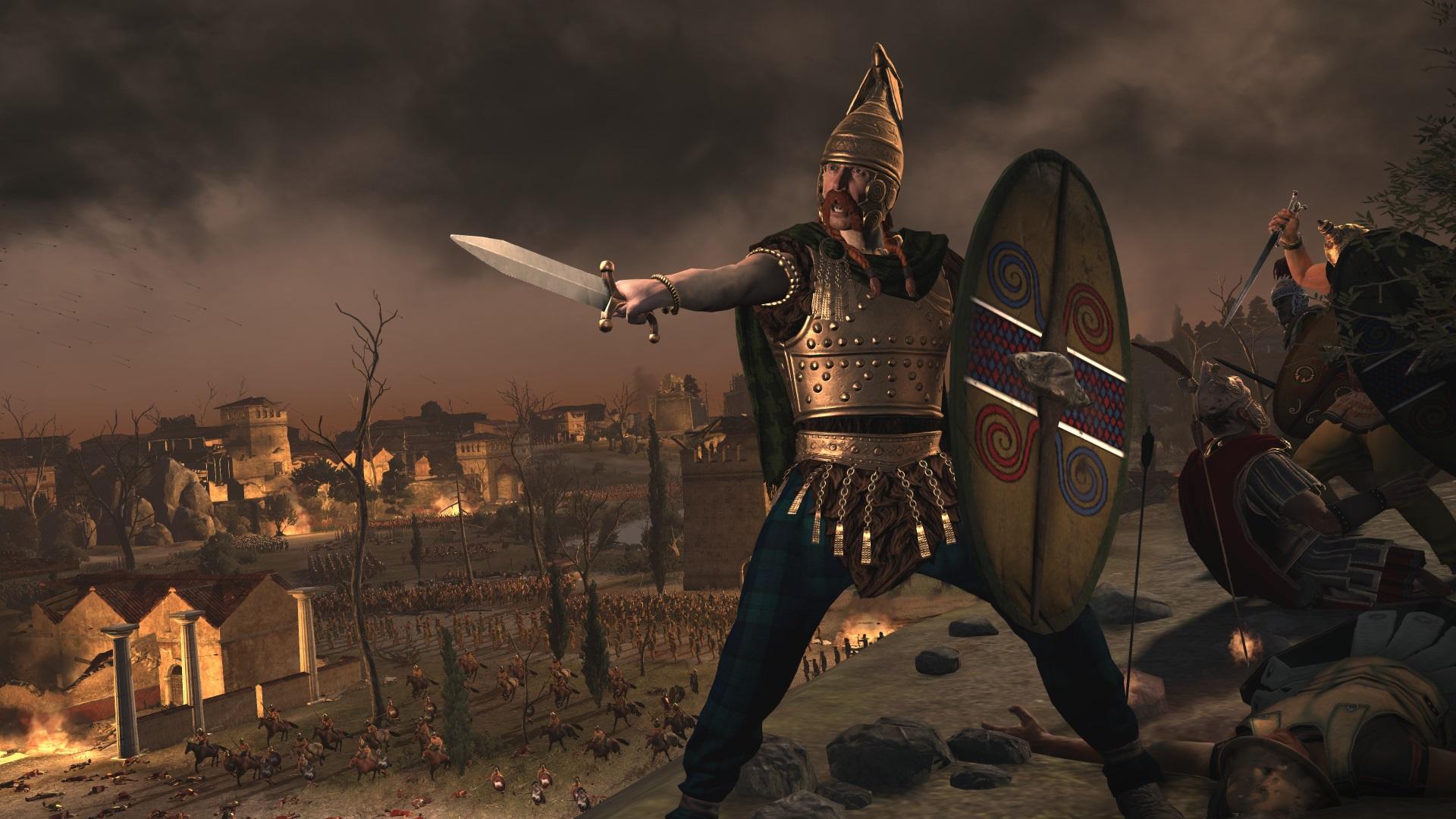 Total War Rome 2 Rise Of The Republic Rock Paper Shotgun