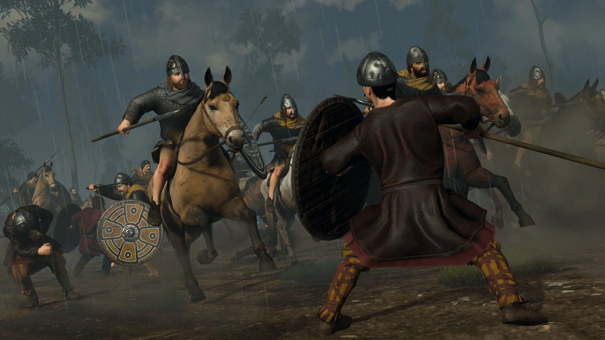 Total War Saga: Thrones of Britannia - Best Viking games