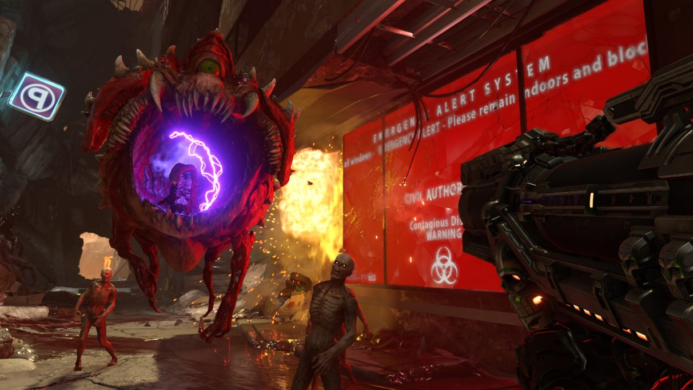 Doom Eternal trailers, launch date, particulars