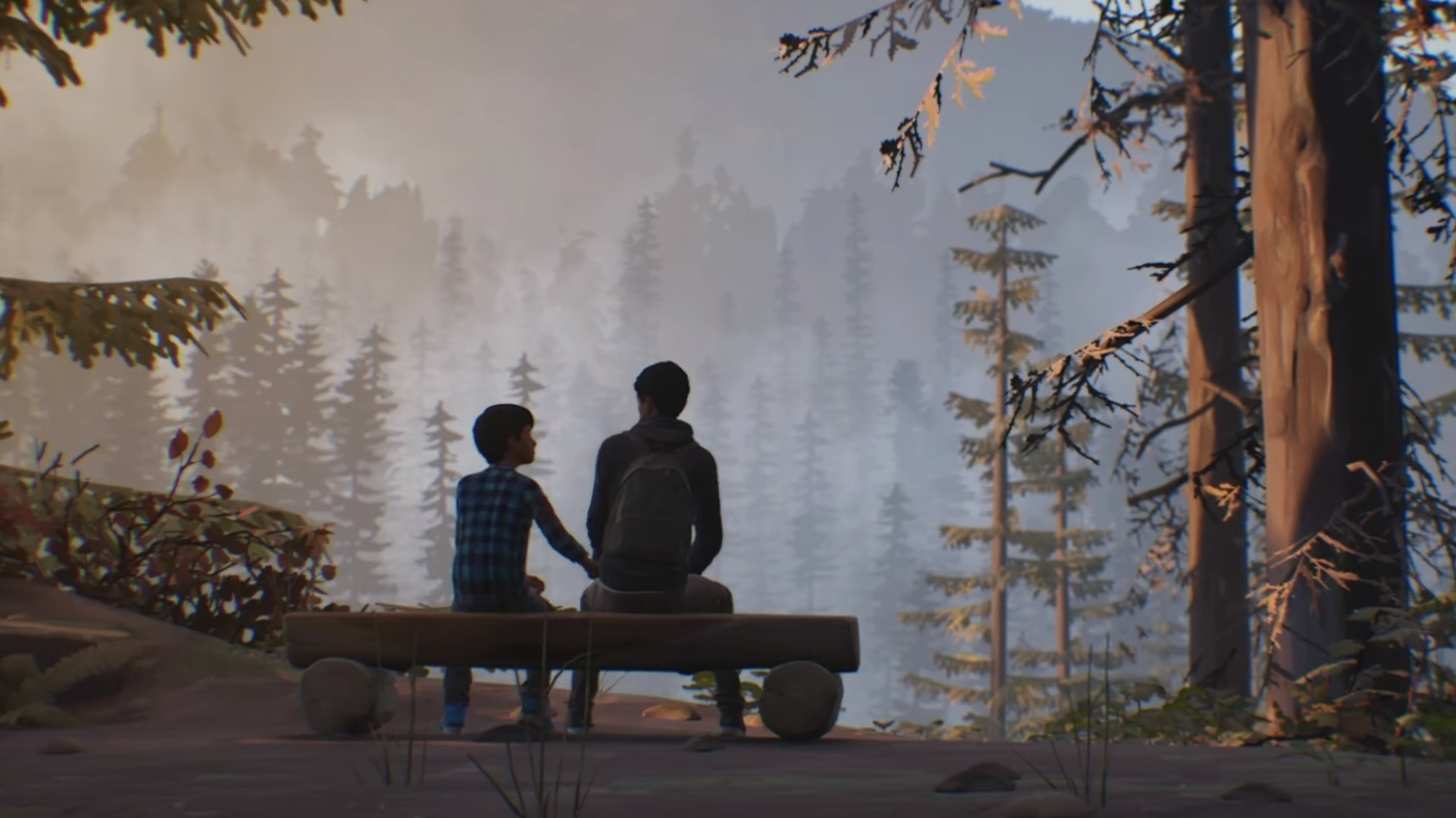 Life Is Strange 2?s reveal trailer introduces us to the Diaz brothers