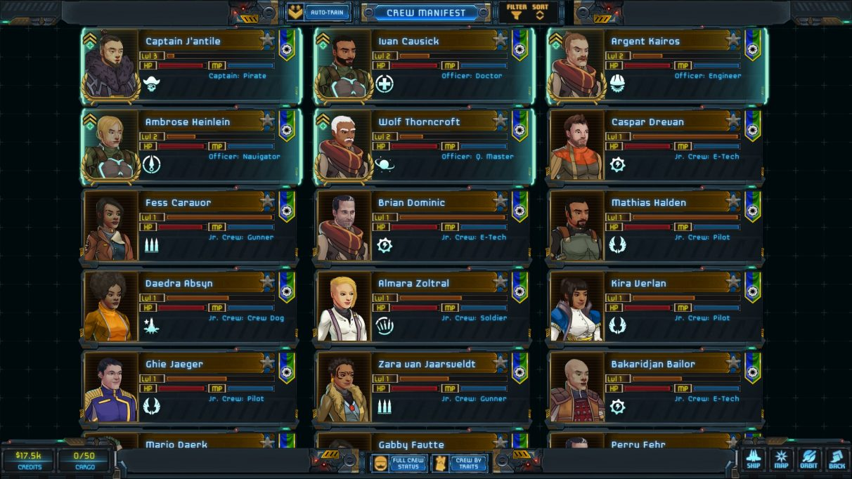 Star Traders: Frontiers review | Rock Paper Shotgun