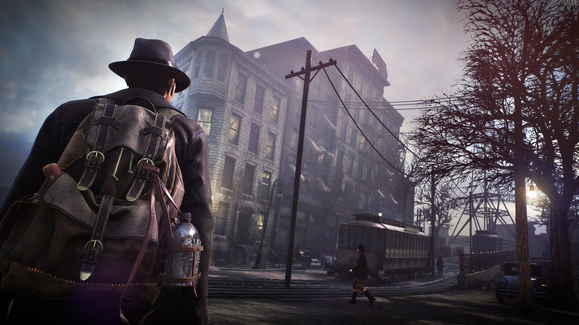 How The Sinking City is built to make you notice your