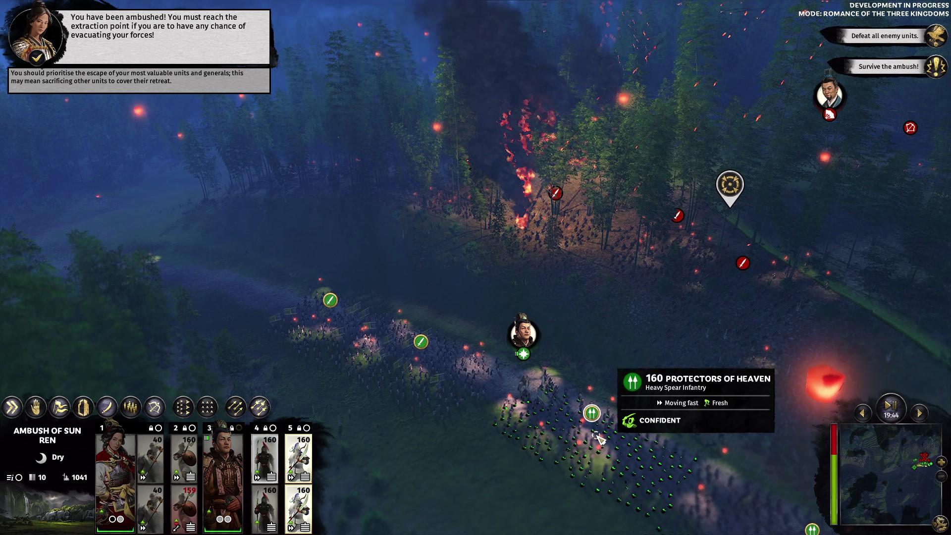 Betrayal, battles and bromance in Total War: Three Kingdoms | Rock