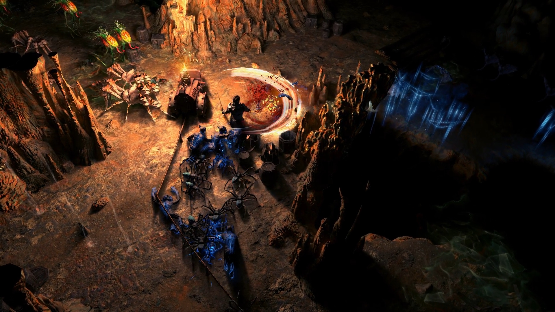 Path of Exile coming to PlayStation 4 next month