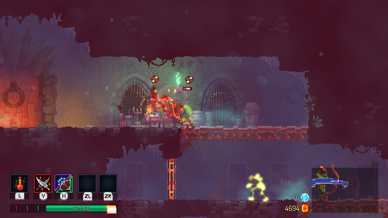 8 things I wish I'd known before playing Dead Cells | Rock Paper Shotgun