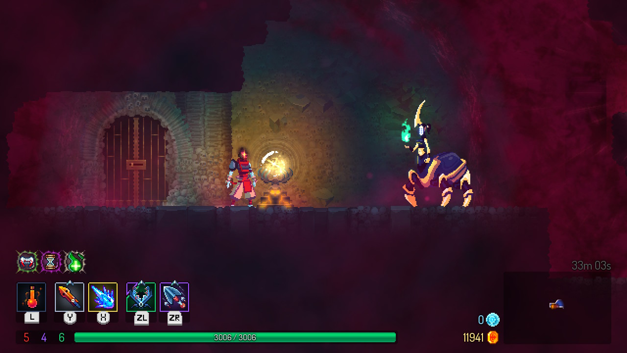 8 Things I Wish I D Known Before Playing Dead Cells Rock Paper Shotgun