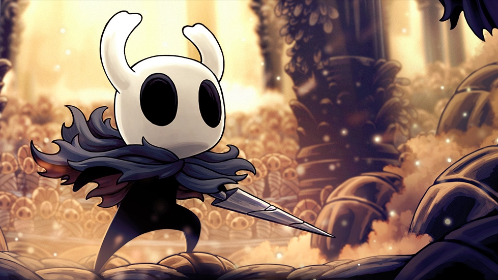 Hollow Knight, one of the best games like Dark Souls.
