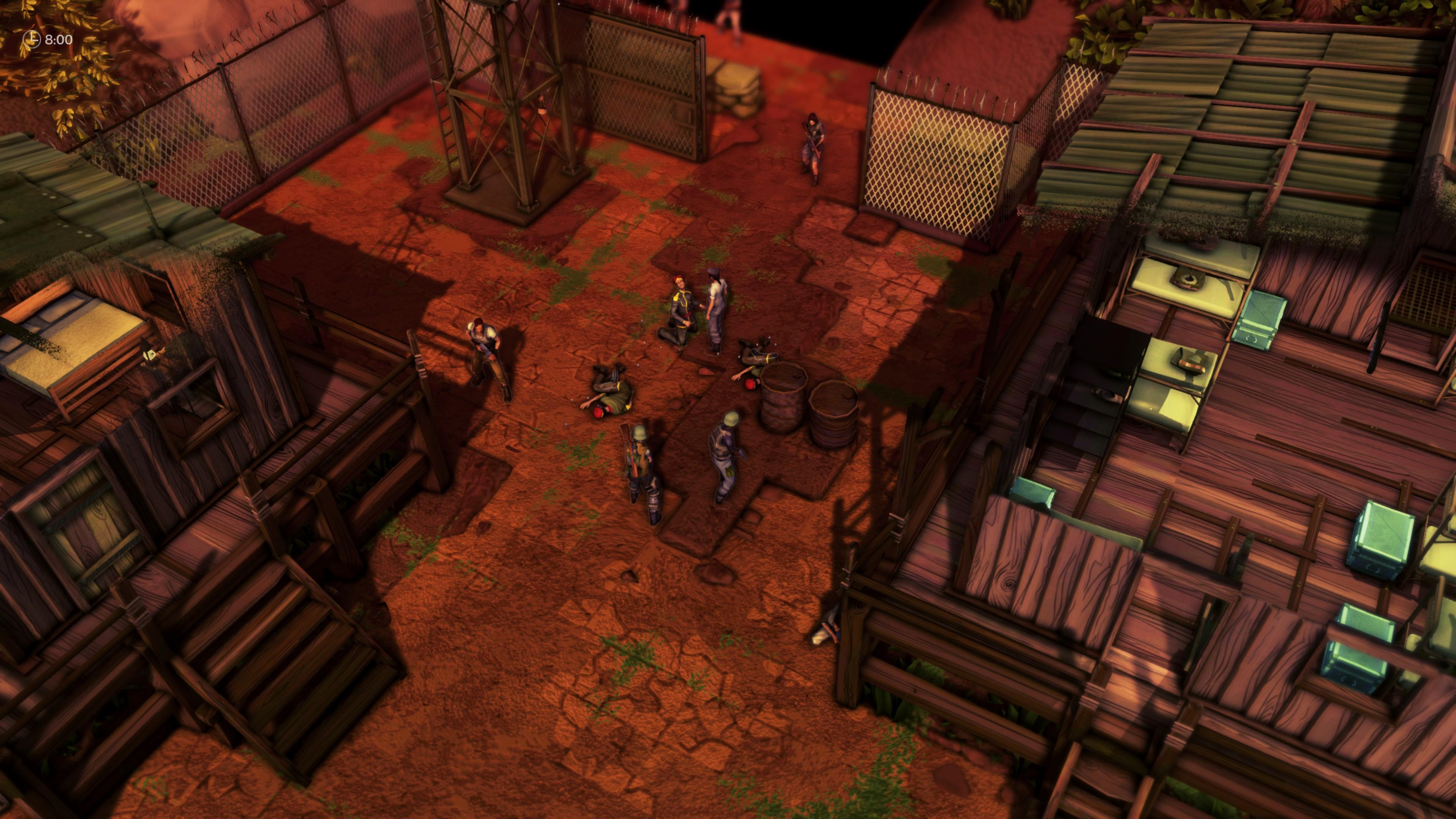 Jagged Alliance Rage Download Free PC Game Full Version