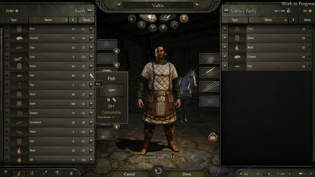 Mount Amp Blade Ii Bannerlord Campaign Hands On Rock