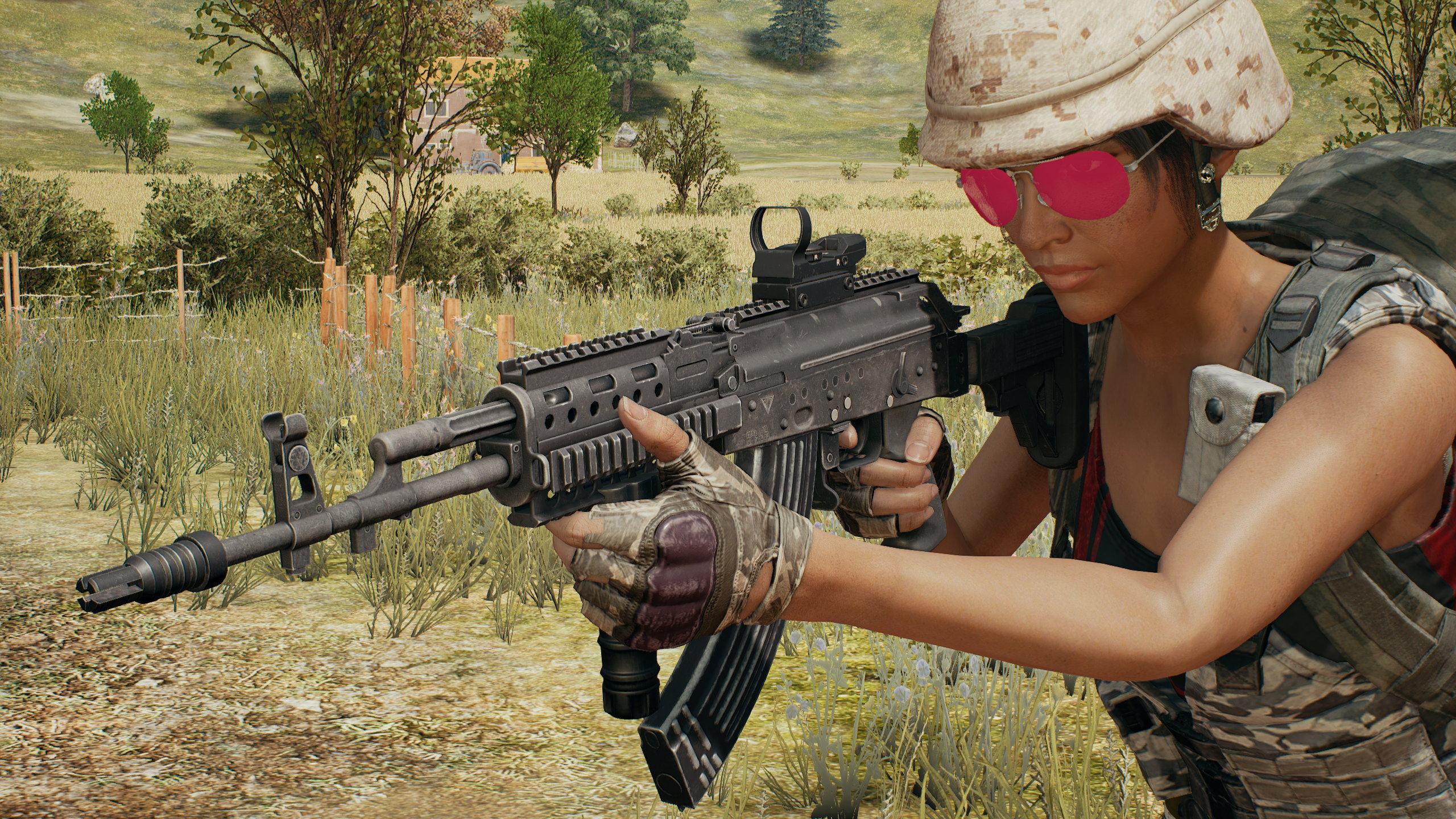 PUBG Best Weapons Guide