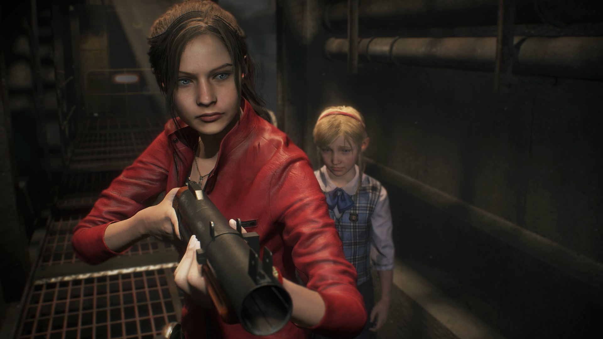 hands on with the resident evil 2 remake rock paper shotgun