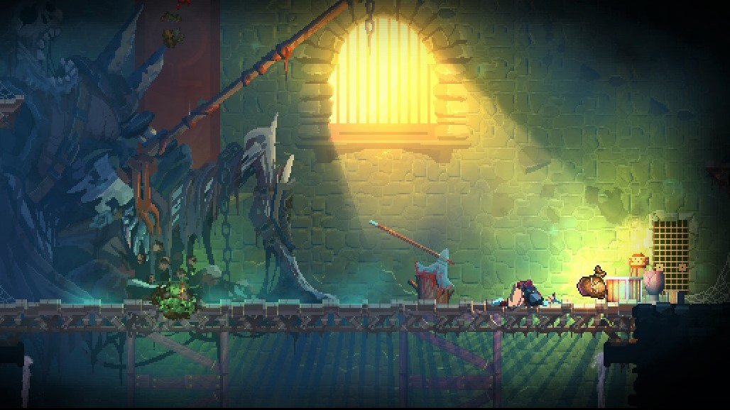 8 things I wish I'd known about Dead Cells before I played Dead Cells for dozens of hours