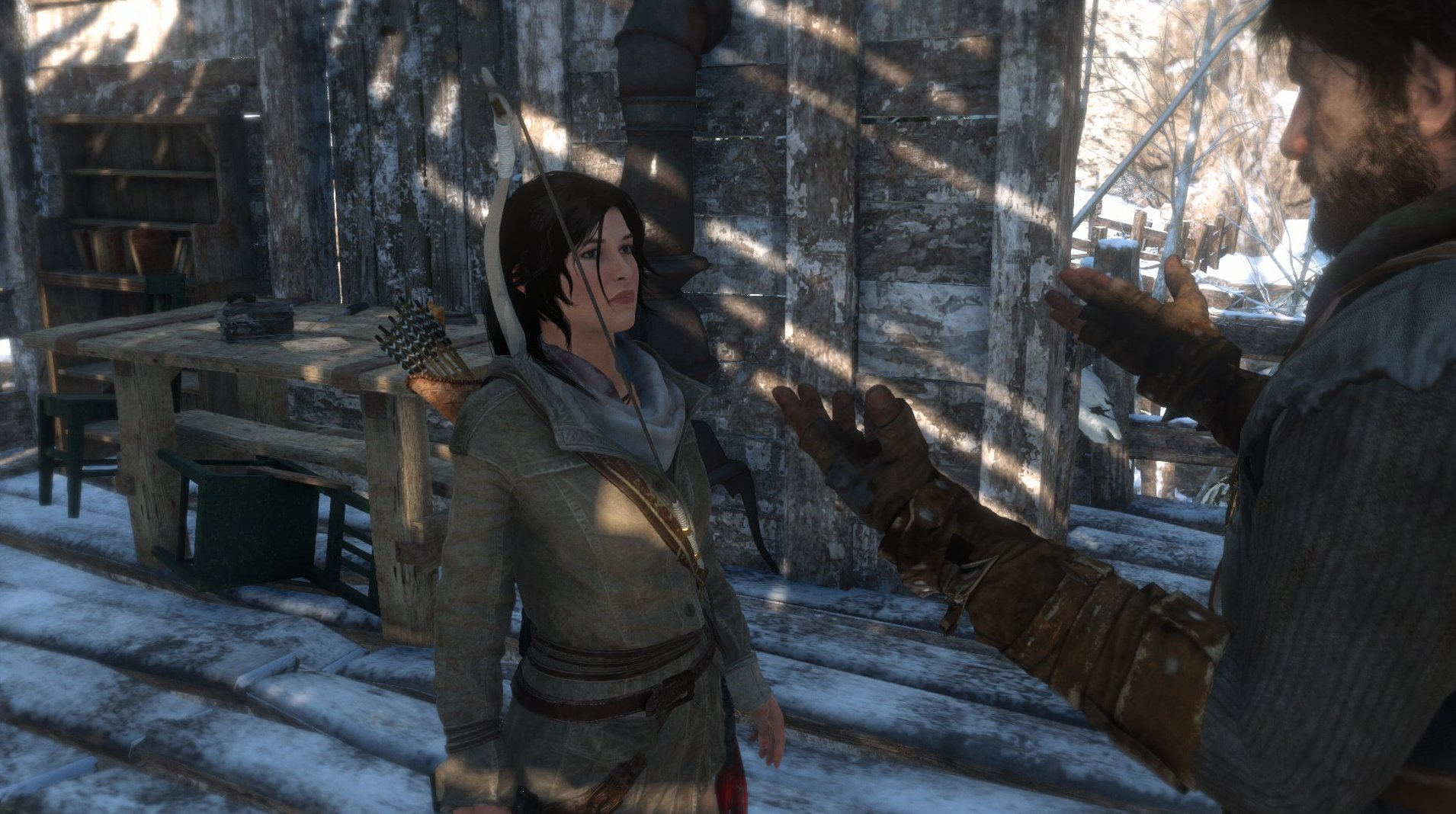 Rise Of The Tomb Raider has broken me | Rock Paper Shotgun