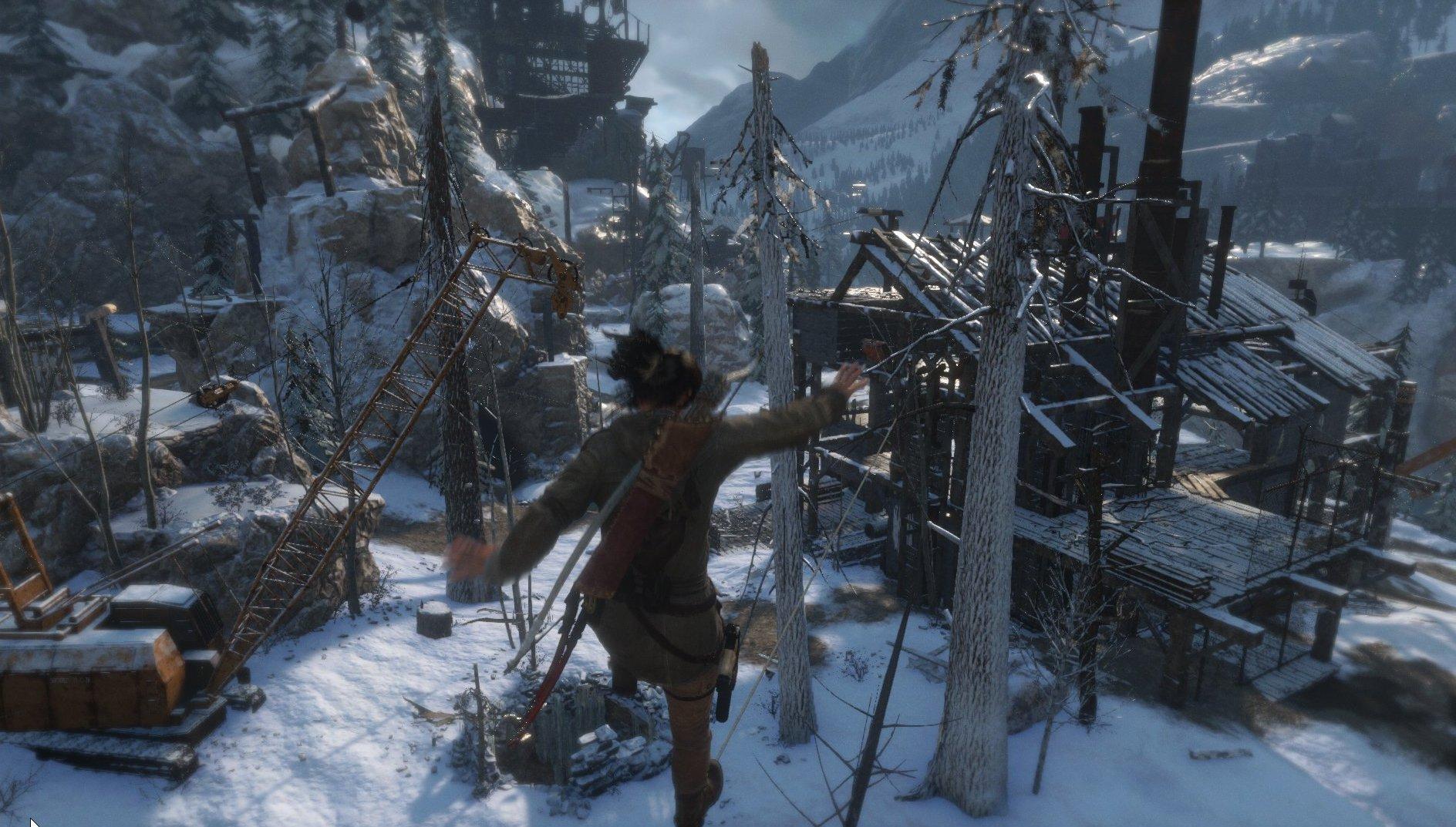 Rise Of The Tomb Raider has broken me | Rock Paper Shotgun