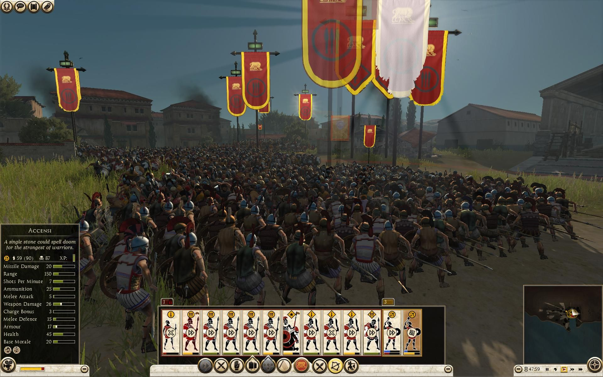 Has Total War: Rome II been improved by its updates? | Rock