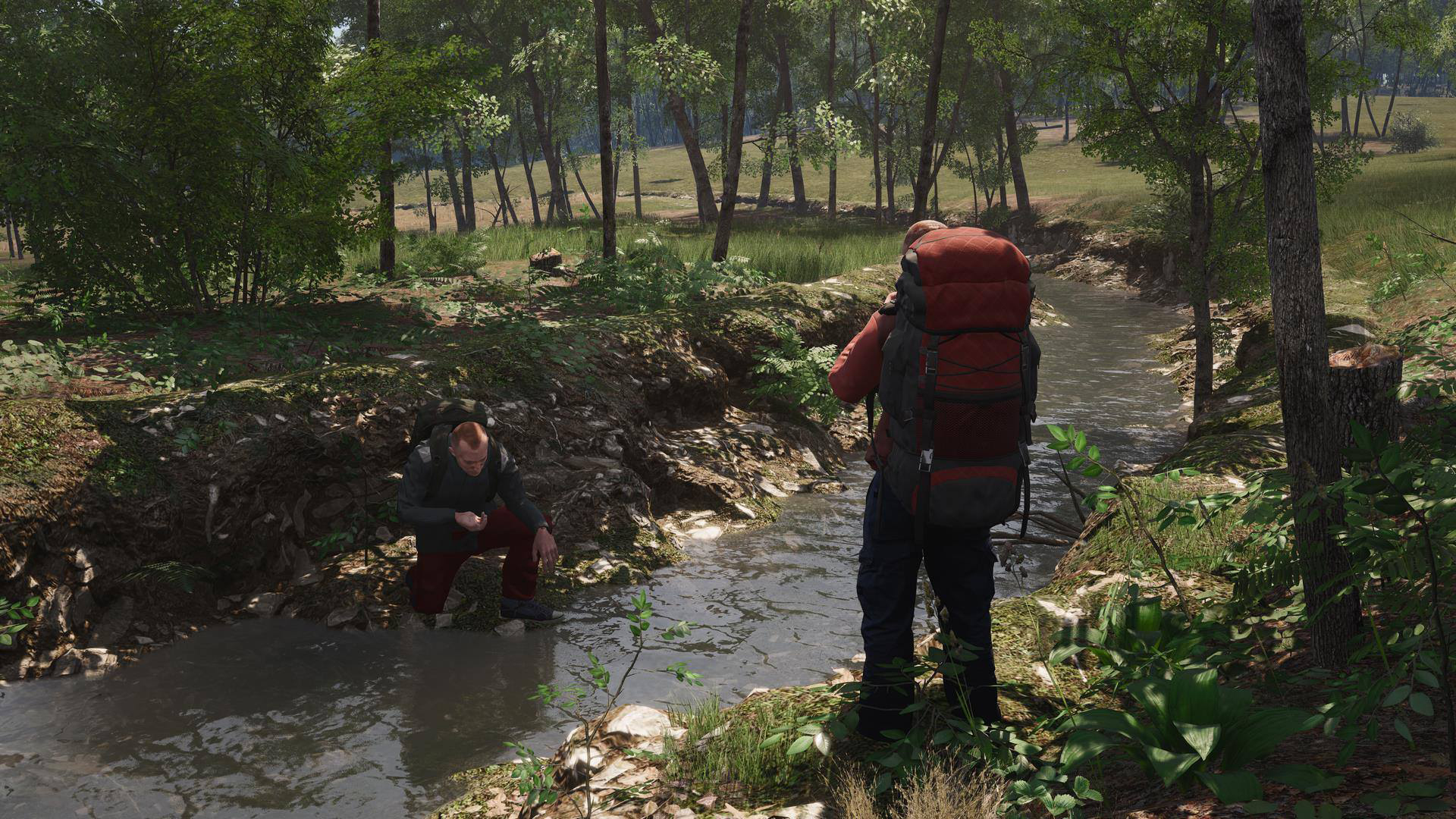 Backpacking Simulator 2019