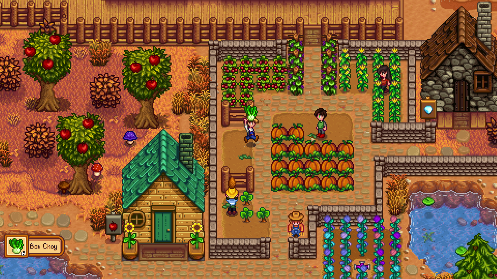 Aug 16, 2018 Stardew Valley mod lets you play multiplayer without