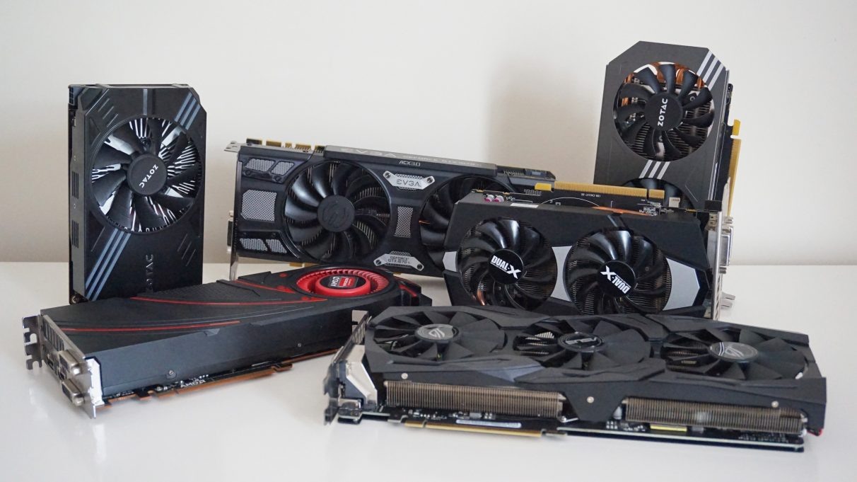 Best graphics card 2019: Top Nvidia and AMD GPUs for 1080p, 1440p