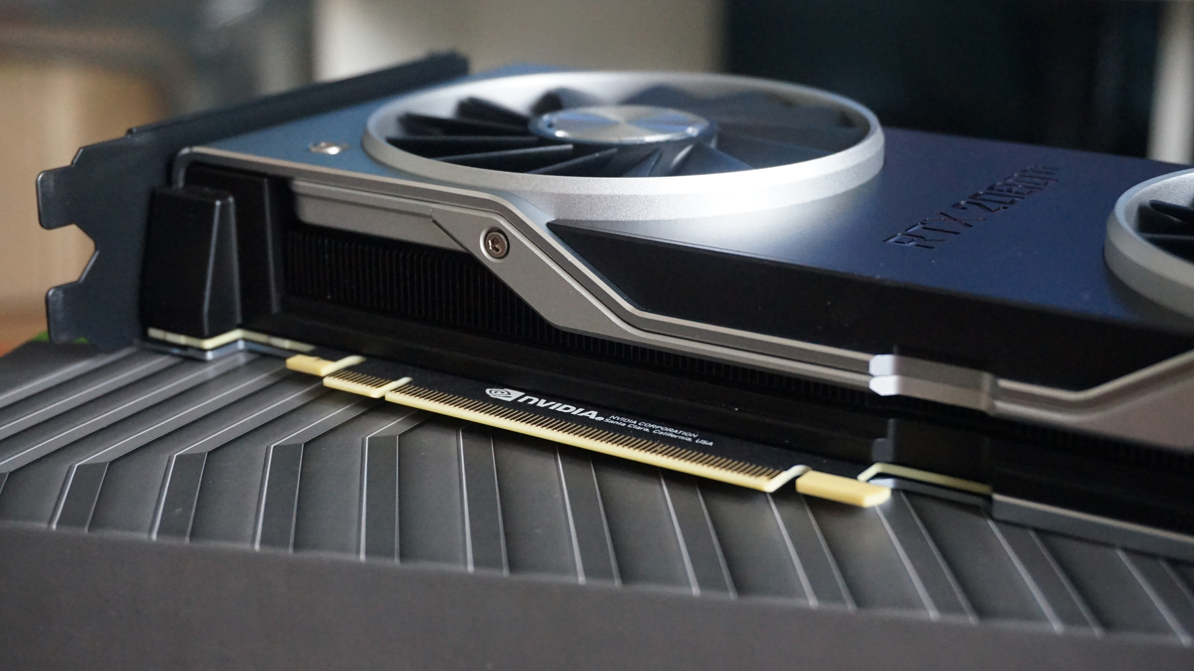 Nvidia GeForce RTX 2080Ti review: A true 4K monster card