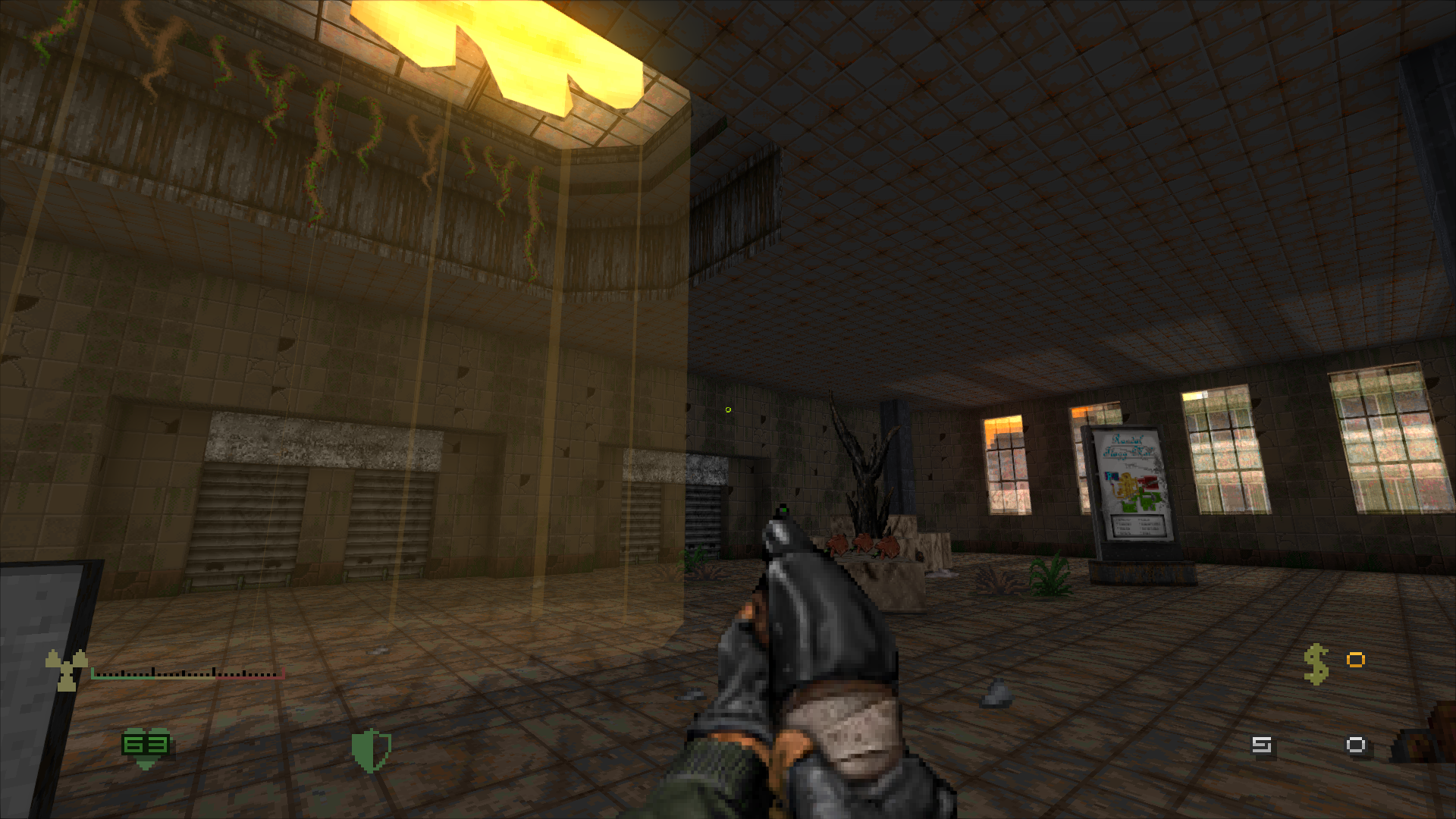 Ashes 2063 post apoc Doom mod launch | Rock Paper Shotgun