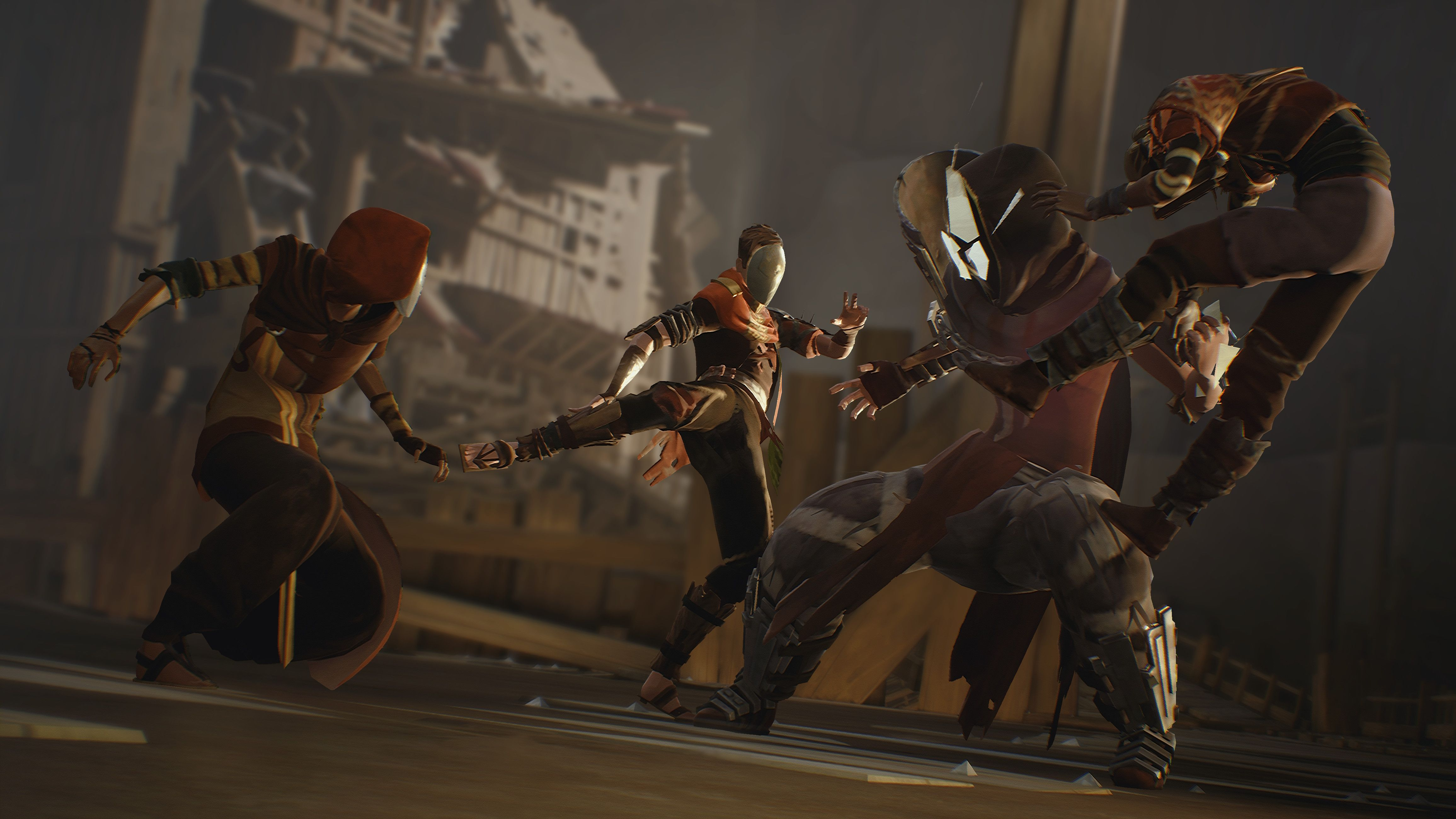 Absolver Gets Pve Mines In Free Update Today Rock Paper