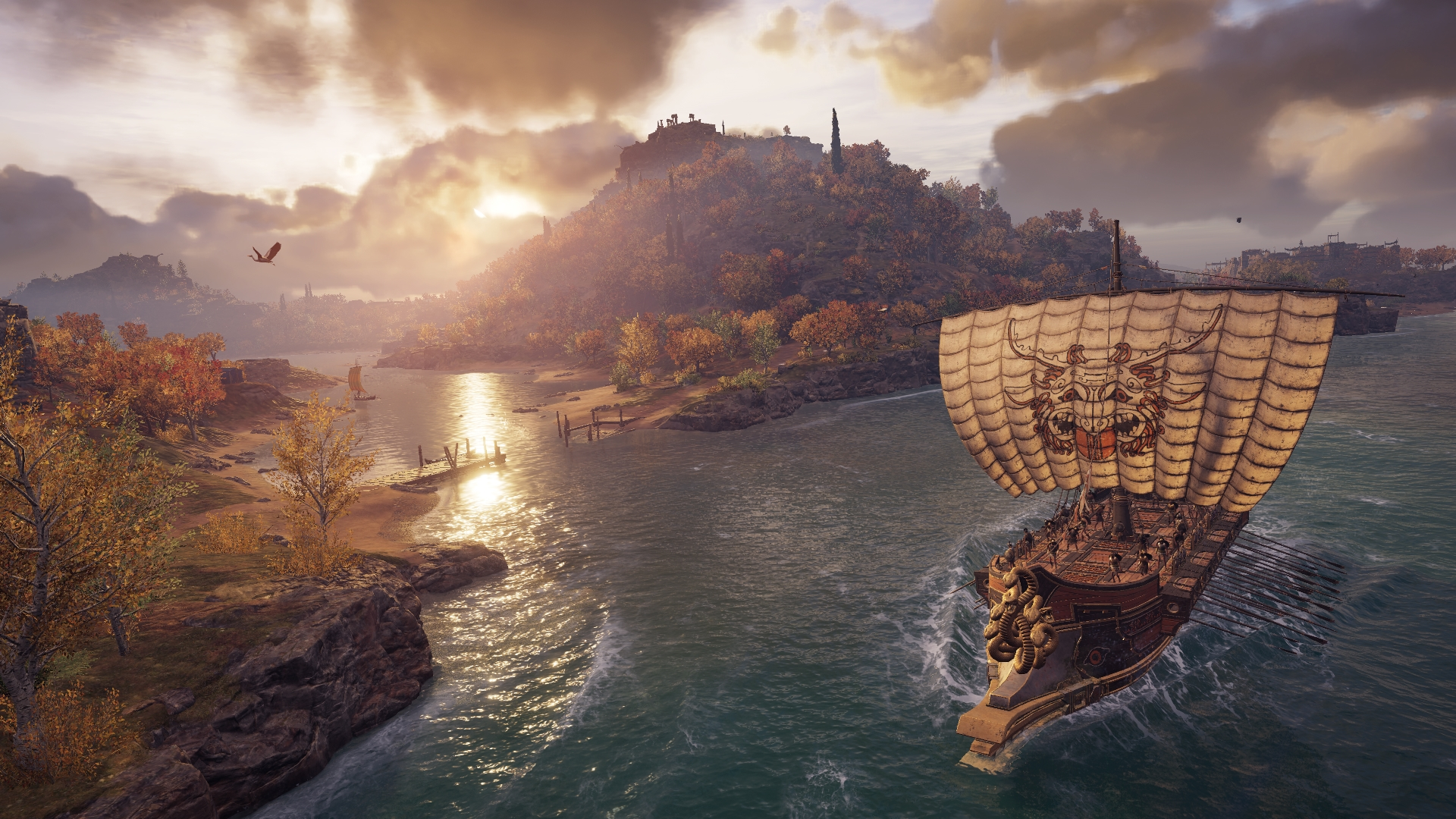 Assassin S Creed Odyssey Information Which Gameplay Mode To Decide On Exploring Ancient Greece