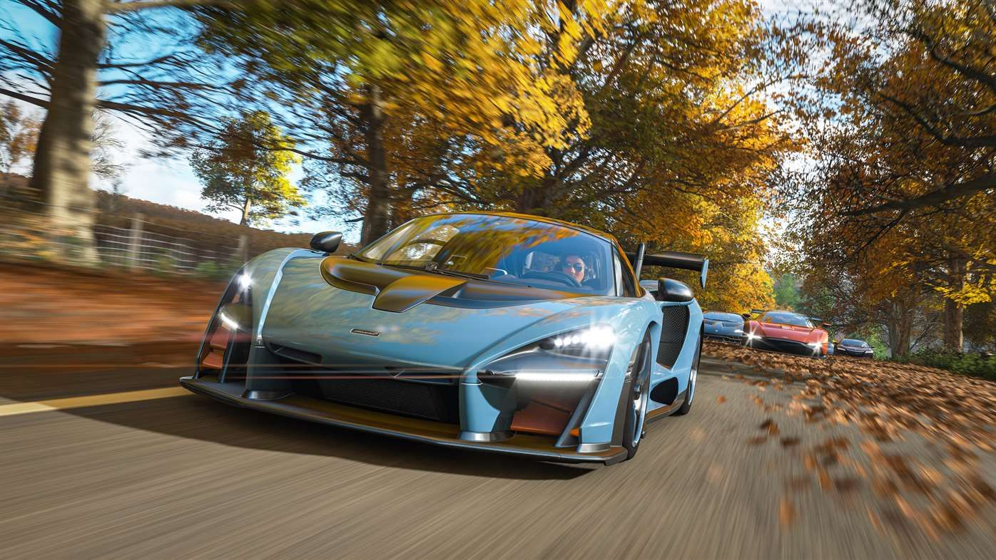 forza horizon 4 review rock paper shotgun. Black Bedroom Furniture Sets. Home Design Ideas