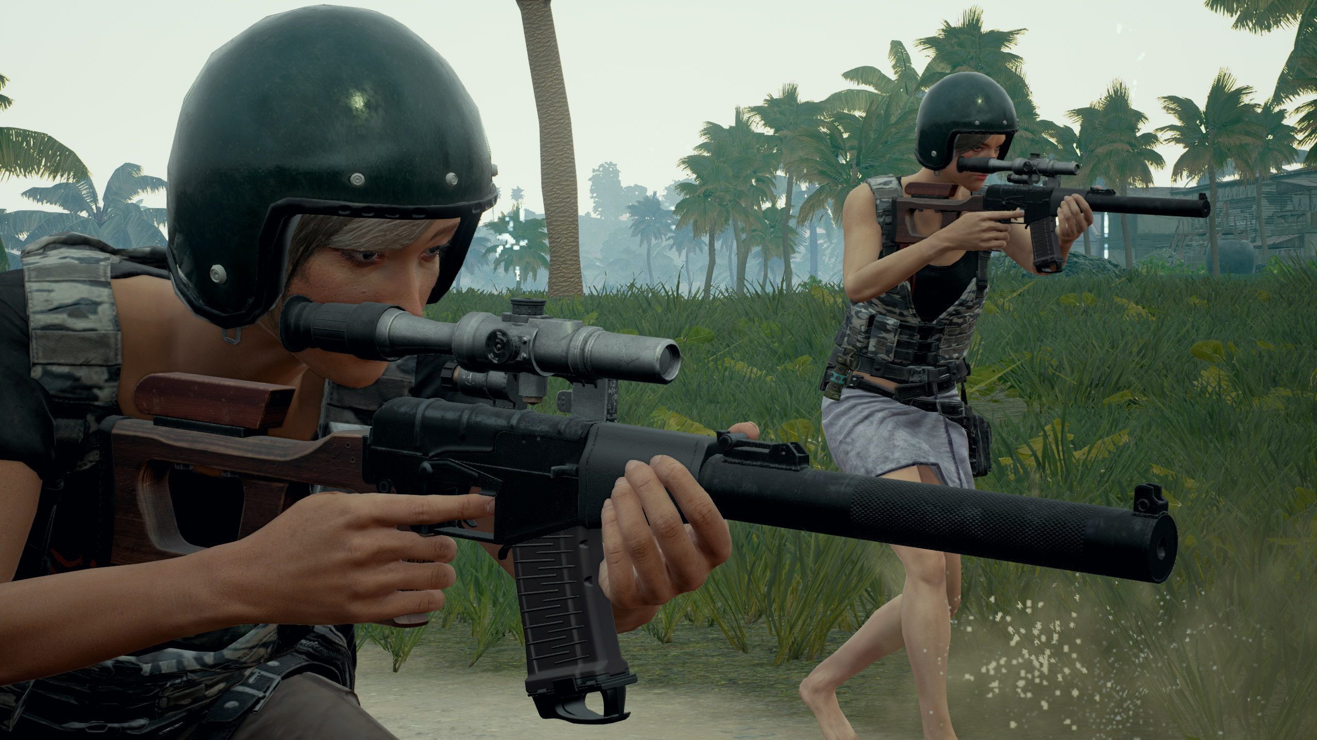 Pubg Announces Flare Gun For Event Mode: Playerunknown's Battlegrounds New Event Mode Is All VSS