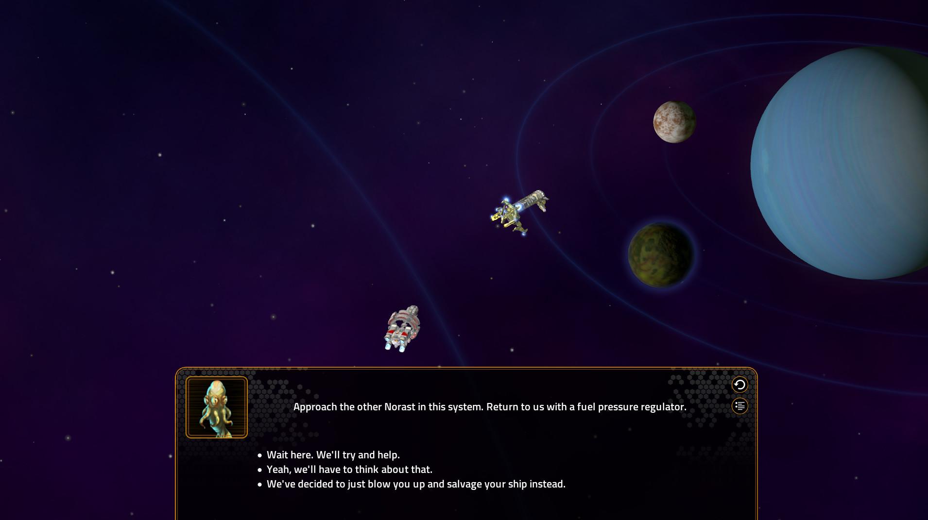Star Control Origins Out Now | Rock Paper Shotgun