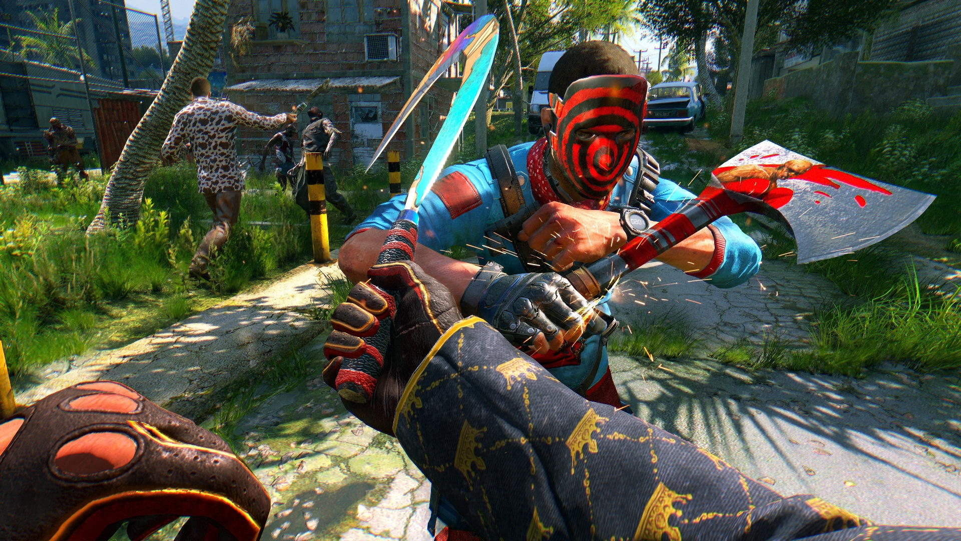 Dying Light Bad Blood Early Access   Rock Paper Shotgun