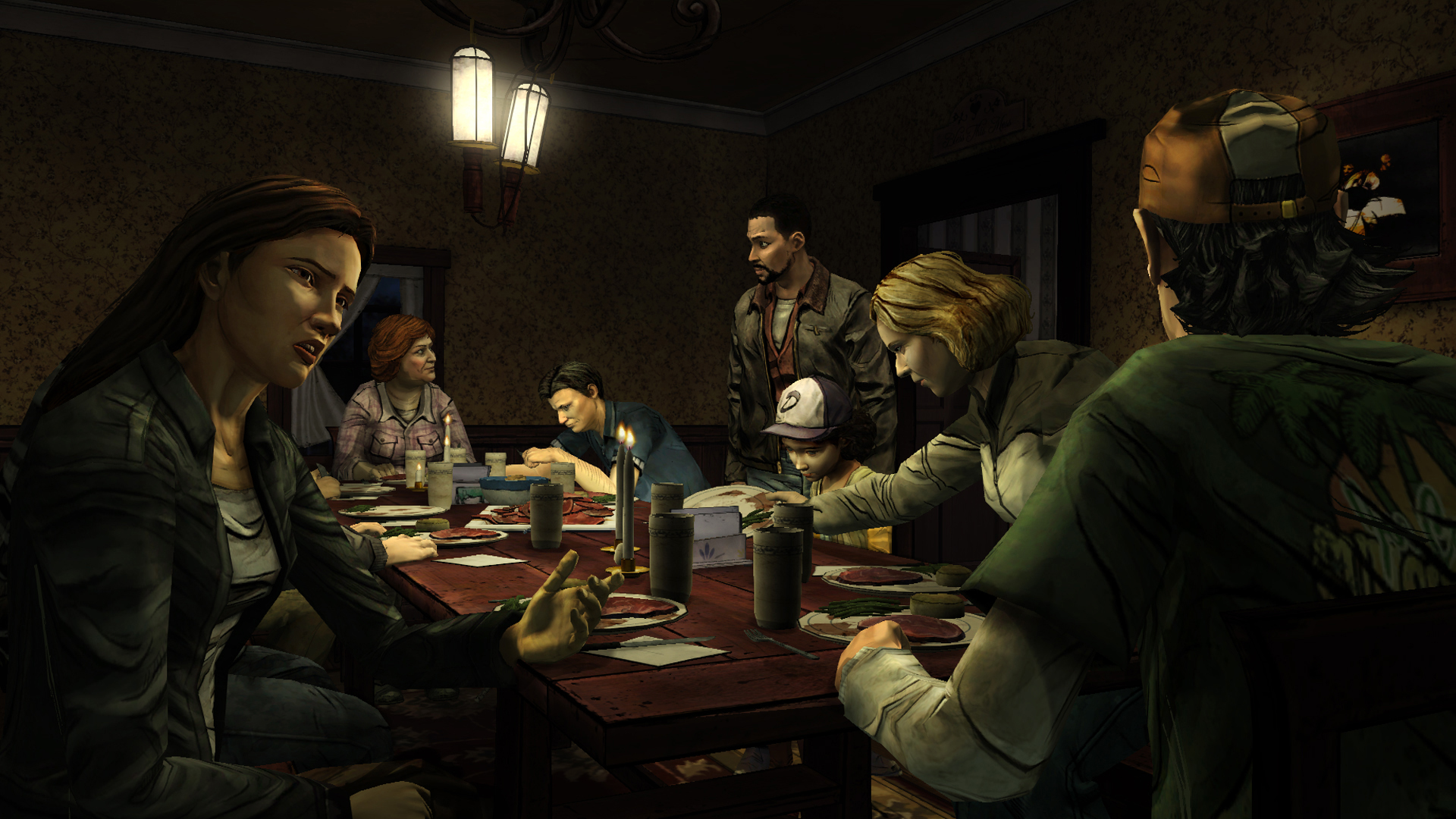 Former Telltale of us share goofs, gags, and grief after studio ...